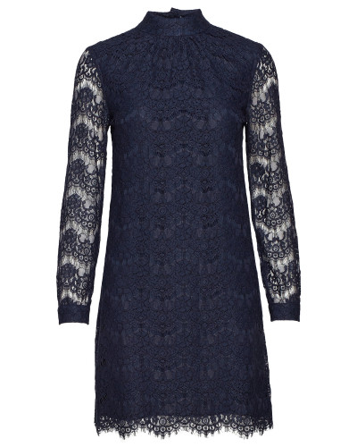 Day Intimate Kurzes Kleid Blau DAY BIRGER ET MIKKELSEN