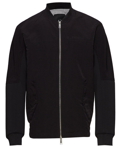 Man Woven Blouson Jacket