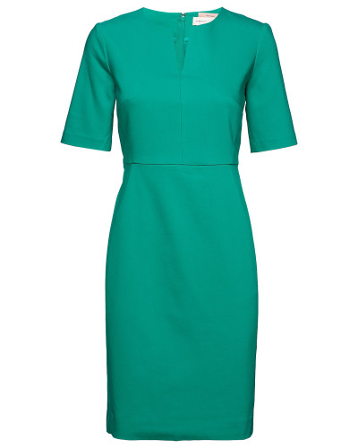 Zella Dress Kleid Knielang Grün INWEAR