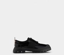 Sneakers Walky Viv' mit lackierter Schnalle aus Lackleder