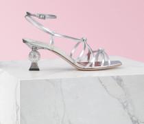 Sandale Strappy Vivier Marlene Strass