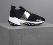 Sneakers Viv' Run für Herren aus Stoff mit lackierter Schnalle