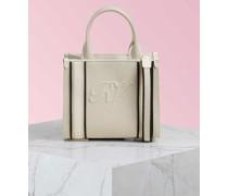 Mini-Tasche Call Me Viv' Shop aus Stoff