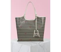 Shopping Bag Grand Vivier aus Stoff