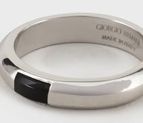 Ring aus Silber mit Tigerauge