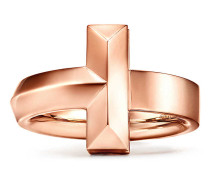 Tiffany T T One Ring in Roségold
