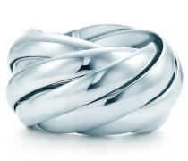 Paloma's Melody Ring aus neun Ringen in Sterlingsilber