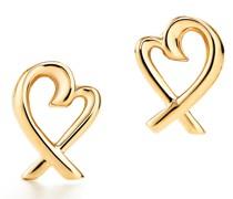 Paloma Picasso® Loving Heart Anhänger in 18 Karat Gold
