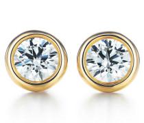 Elsa Peretti® Diamonds by the Yard® Ohrringe aus 18 kt Gold
