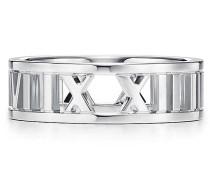 Atlas® breiter offener Ring in Sterlingsilber