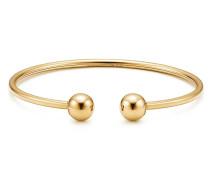 Tiffany City HardWear Wire Armband mit Kugel in 18 Karat Gold