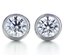 Elsa Peretti® Diamonds by the Yard® Ohrringe in Platin