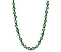 Elsa Peretti® Kugelhalskette in grüner Jade