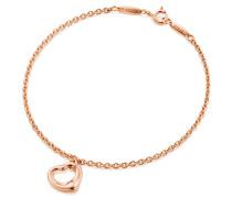 Elsa Peretti® Open Heart Armband in 18 Karat Roségold