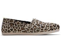 Schuhe Leopard Canvas Classics