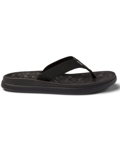 Schwarze Trvl Lite Flip-Flops