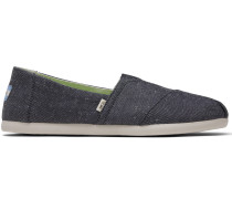 Schuhe Schwarz Recycled Classic Alpargatas
