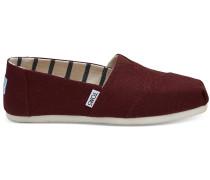 Schuhe Kirschrote Classics