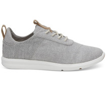 Schuhe Graue Chambray Textured Cabrillo