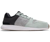 Minzgrüne Nubuck Suede Arroyo Sneaker