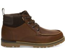 Schuhe Braun Leder Wasserdicht Hawthorne