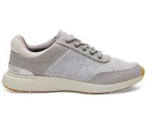Schuhe Graue Canvas Mit Chambray Arroyo Sneaker