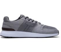 Schuhe Graue Sport Strick Arroyo Sneakers