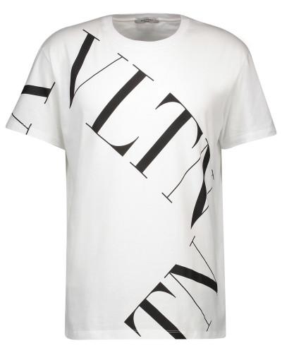 T-Shirt VLTN aus Baumwolle
