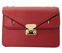 Bad Bugs Ff Foldover Detail Shoulder Bag