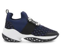 Sneakers Viv' Run à boucle en strass