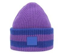 Mütze Pansy Stripe Face