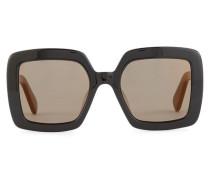 Sonnenbrille Mask quadratisch