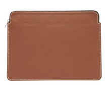 MacBook Tasche Bullenleder