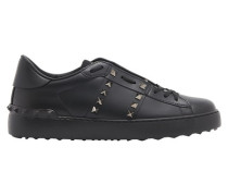Leder-Sneakers Valentino Garavani