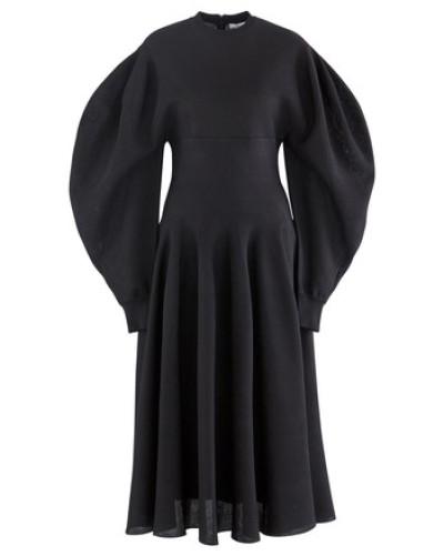 Midi-Kleid