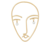 Faces single earring