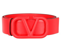 Gürtel mit Logo Valentino Garavani H. 40
