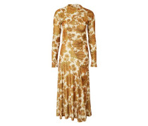 Donatella printed dress