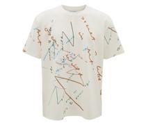 Oscar Wilde Capsule: Bedrucktes Oversize-T-Shirt