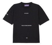 T-Shirt Spirit Go Slow Ms