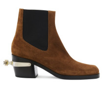 Bulla Western ankle boots