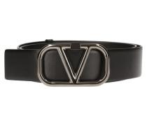 Gürtel mit V-Logo H40 Valentino Garavani