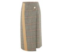 Prince of Wales wrap skirt