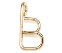 Anhänger Initiale B