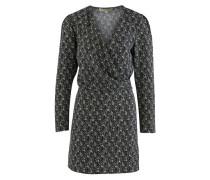 Bedrucktes kurzes Kleid Nehila