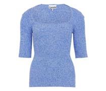 Pullover mit Karree-Ausschnitt