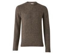 Pullover mit Rundhalsausschnitt Donnegal