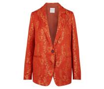 "Gipsy Gold"""" jacquard jacket"