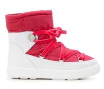 Stephanie velvet boots