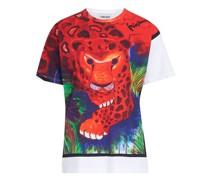 x Kansaiyamamoto - Bedrucktes Oversize-T-Shirt